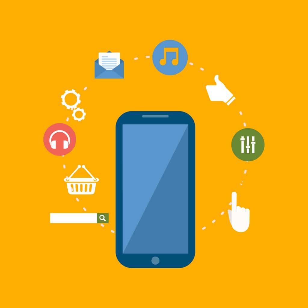 أهمية تصميم تطبيقات الجوال لنشاطك التجارى