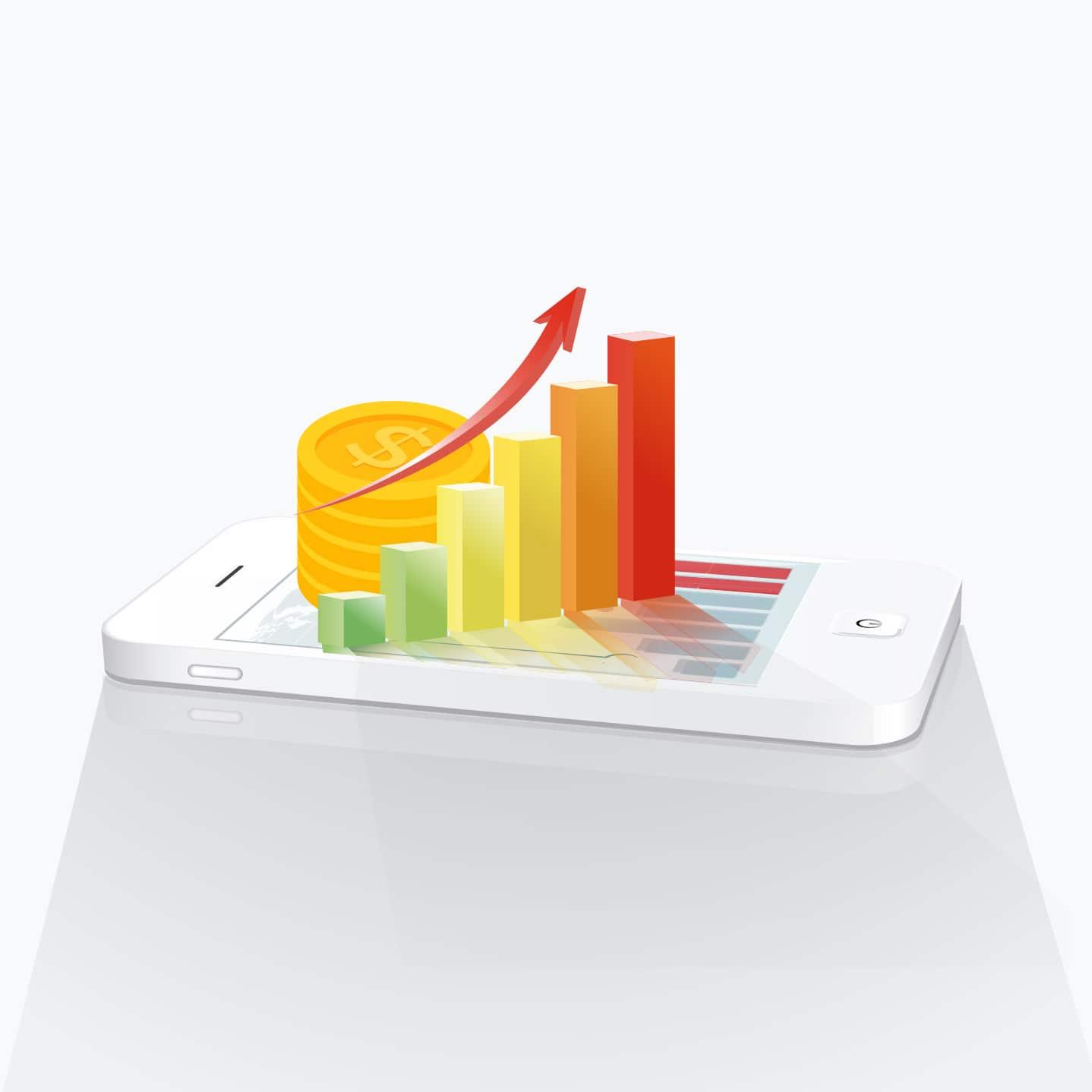 لماذا عليك الإستثمار فى تطبيقات الجوال